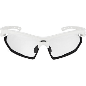 Rudy Project Fotonyk White Gloss/Black ImpactX Photochromic 2 Black